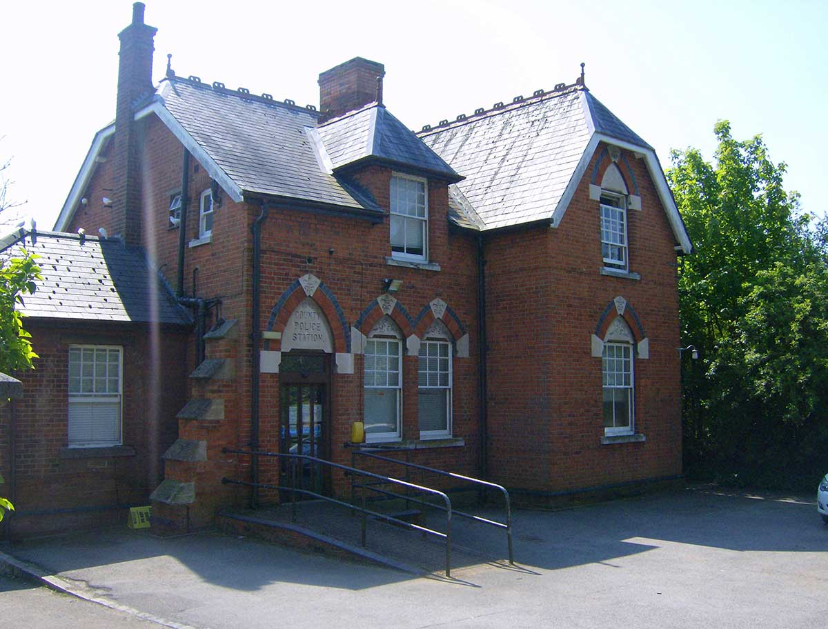 Buckingham Police Station - Click here to read more