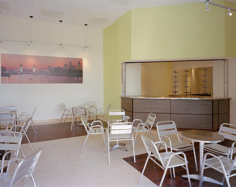 Sherwood Oaks Cafe
