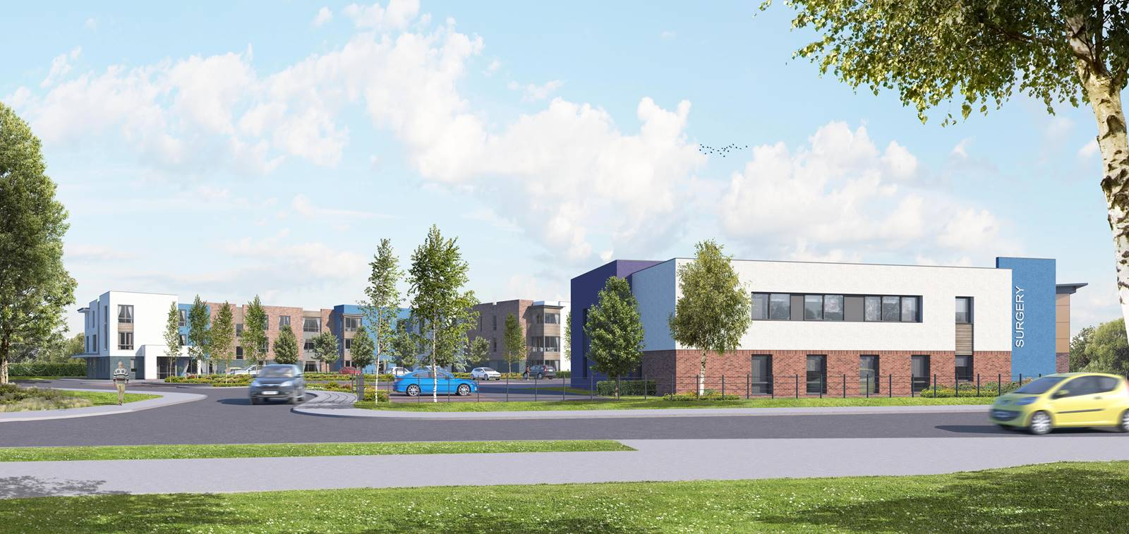 Biddenham Development