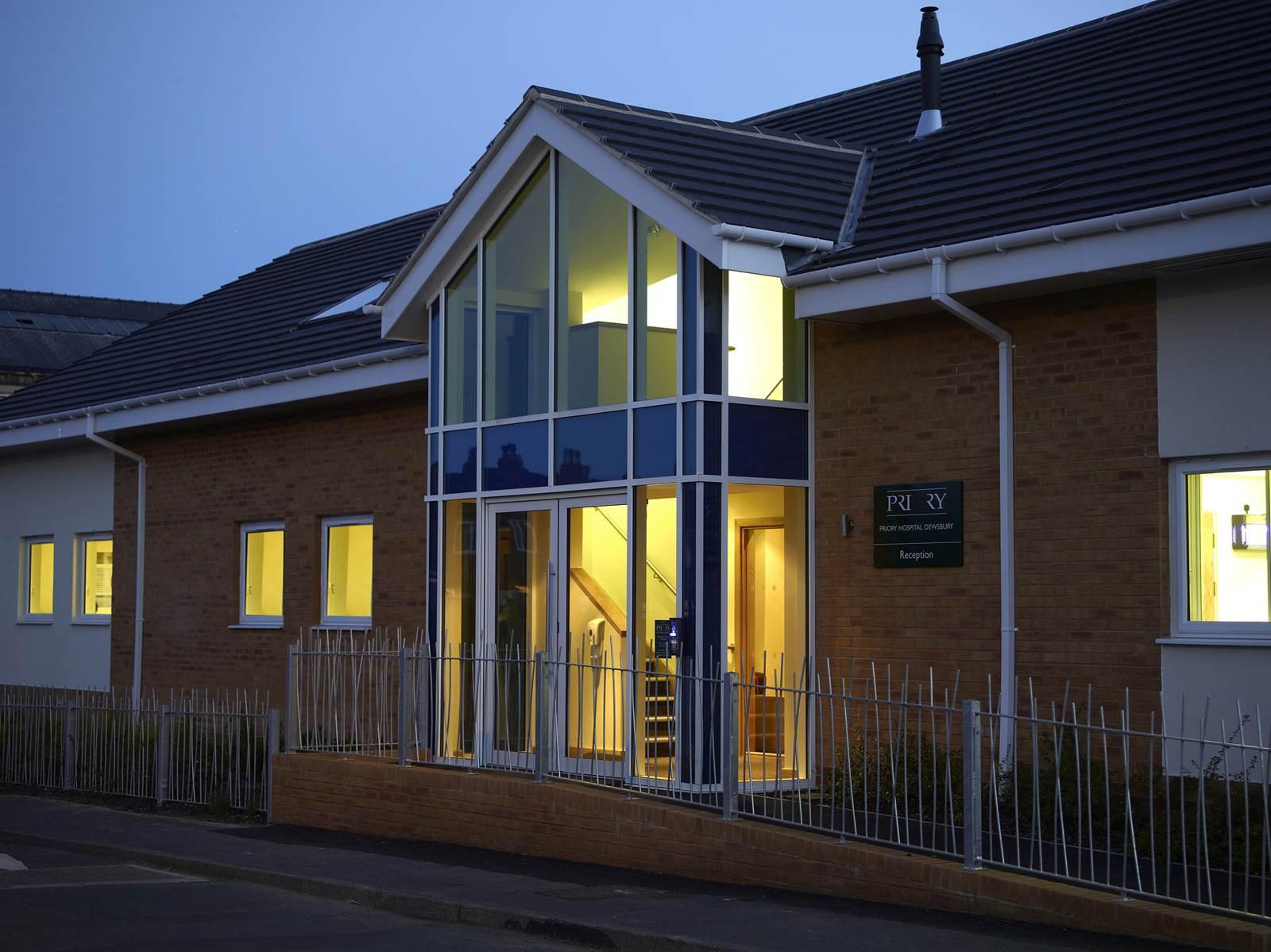 Dewsbury Entrance