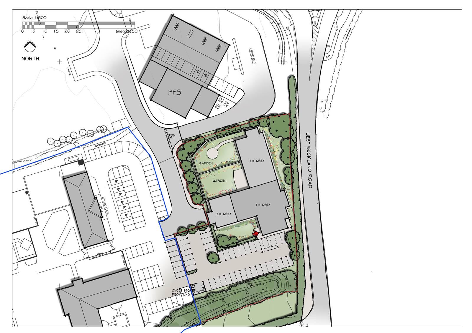 Wellesley Site Plan (Copy)